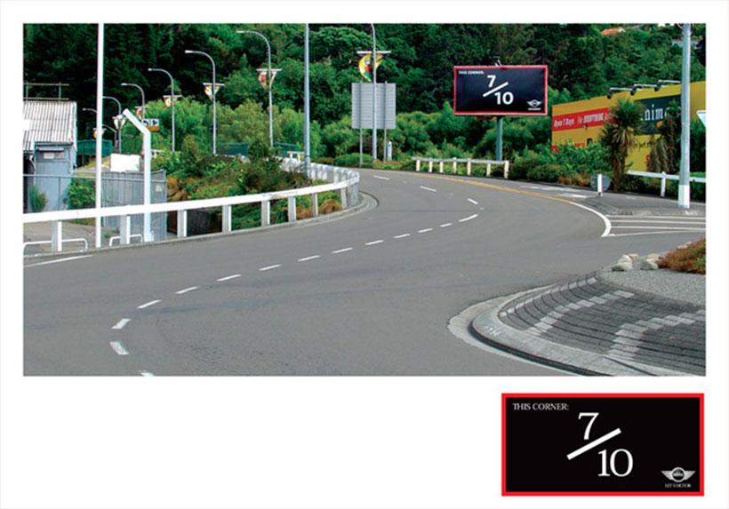 Mini Corners billboard 7/10