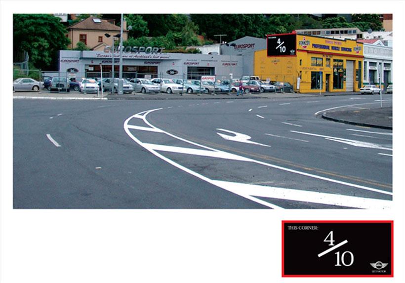 Mini Corners billboard 4/10
