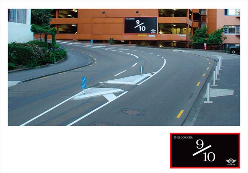 Mini Corners billboard 9/10