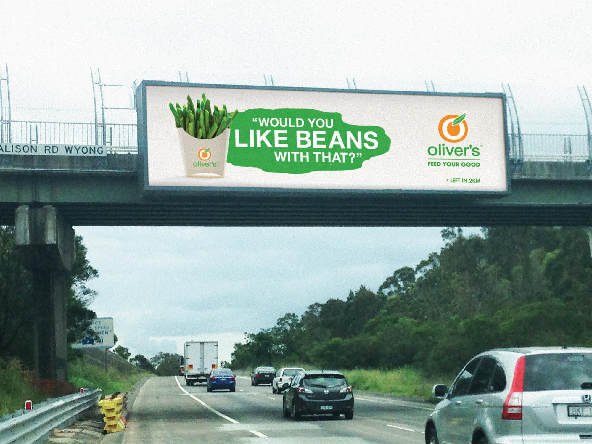Oliver's Billboard